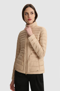 Hibiscus quilted jacket - BoUvy