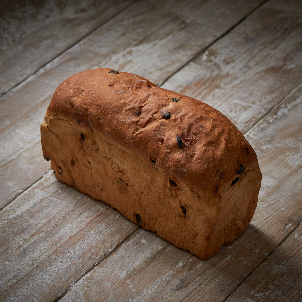 RAISIN LOAF THICK SLICED