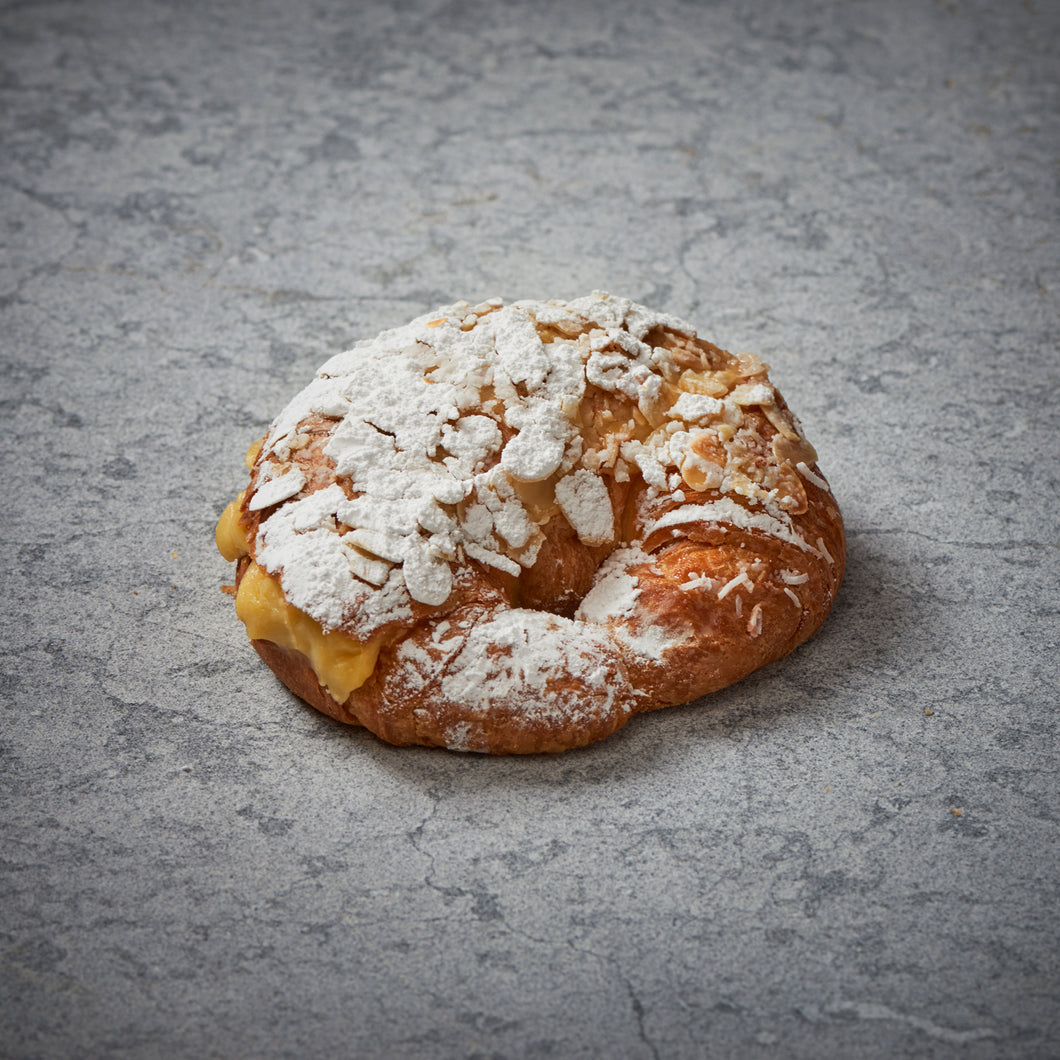 ALMOND AND CUSTARD CROISSANT (INDIVIDUAL)