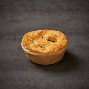 CHUNKY MEAT PIE (INDIVIDUAL)