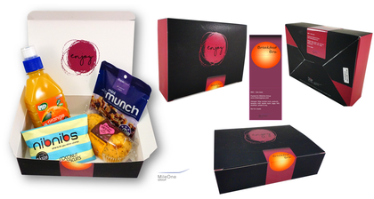 Ambient Long Shelf Life Snack Boxes