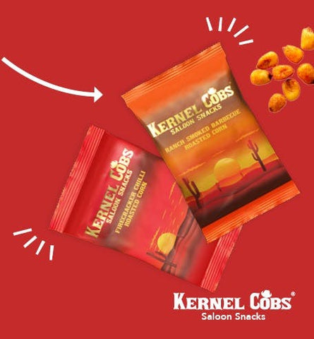 Kernel Cobs Roasted Corn CASE (270 units/case - $0.85/unit )