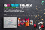 Ambient Breakfast Box CASE (30 units per case - €2.20/unit) EUROPE ONLY