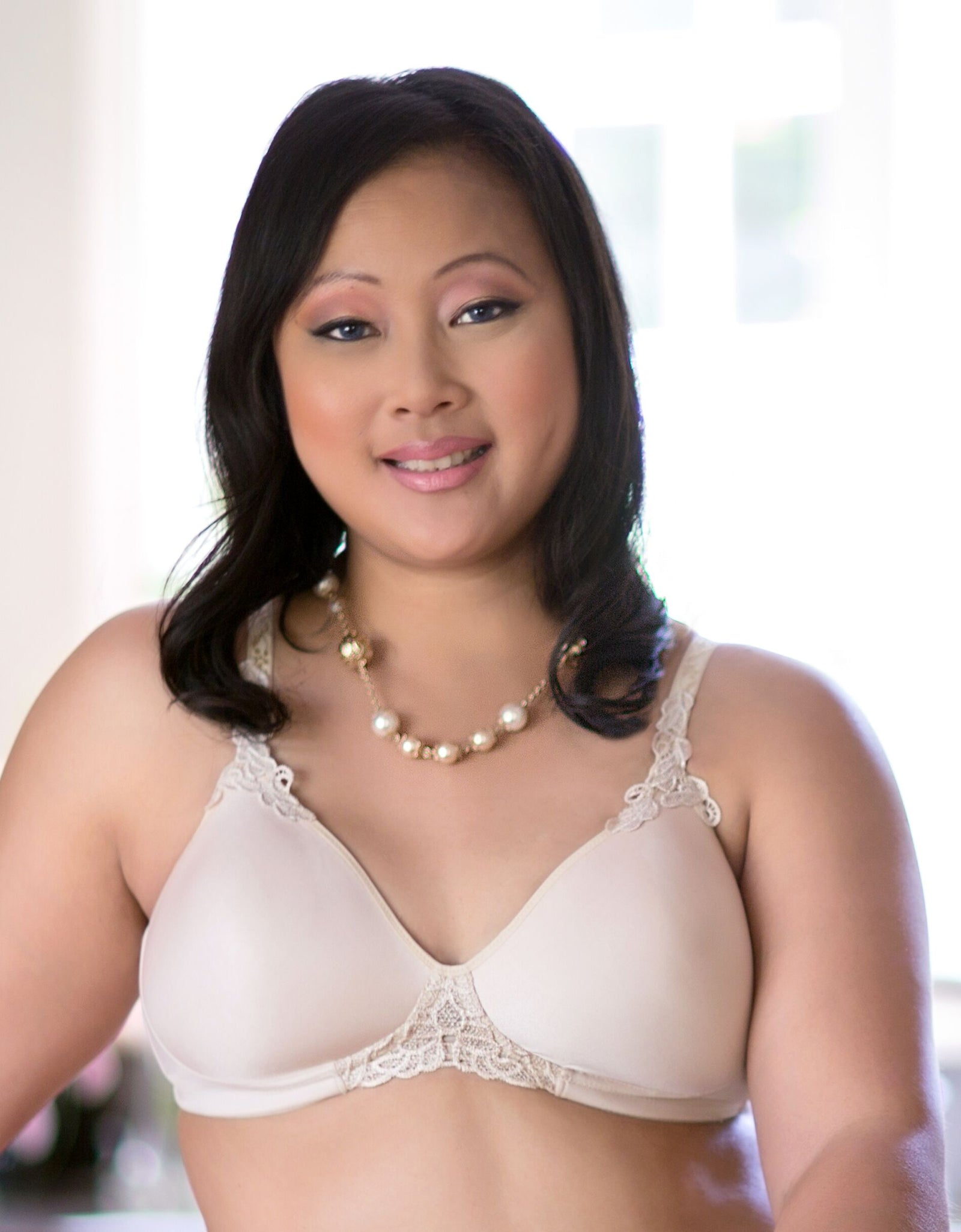 105 ABC Petite Fit Mastectomy Bra