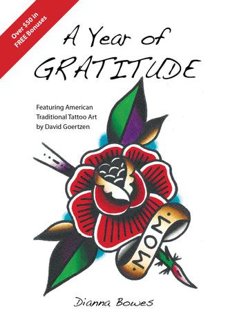 Gratitude Journal - American Tattoo