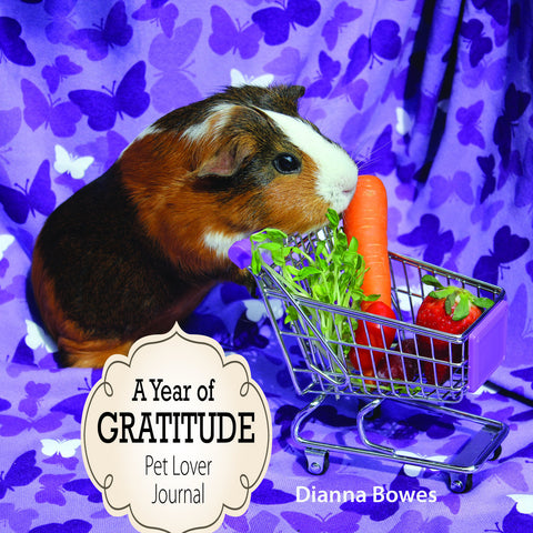 Pet Lover Gratitude Journal - Christmas Offer 2016