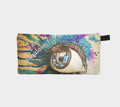 I am fabulous...pencil case