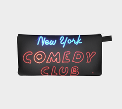Comedy Club Pencil Case or Makeup Bag