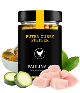 Puten Curry Pfeffer