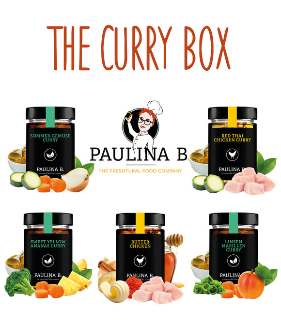 THE CURRY BOX
