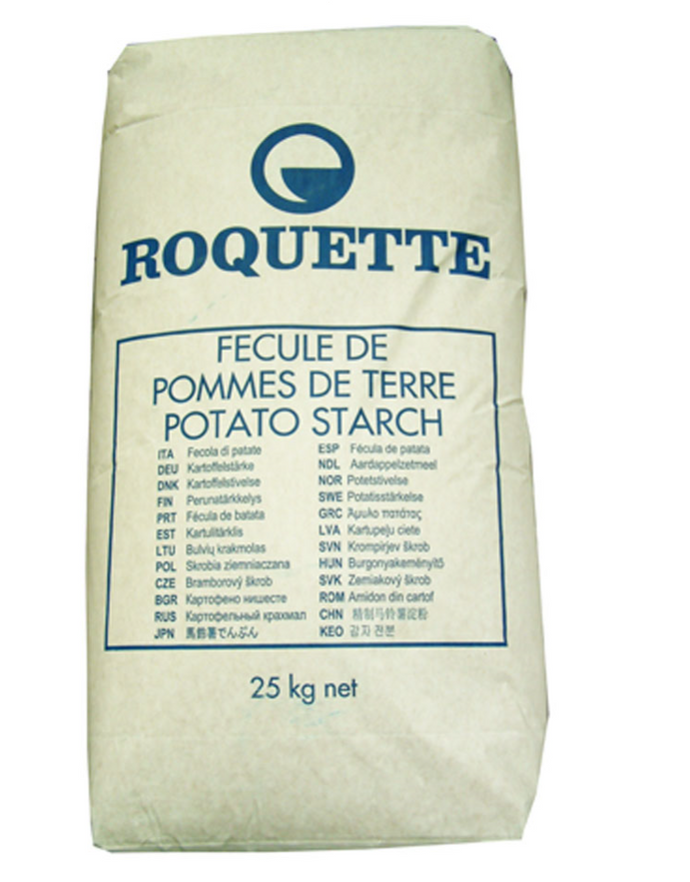 Roquette Potato Starch 25kg