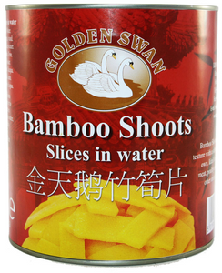 Golden Swan Bamboo Shoot Sliced 6x3g