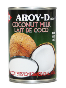 Aroy D Coconut Milk 24x400ml