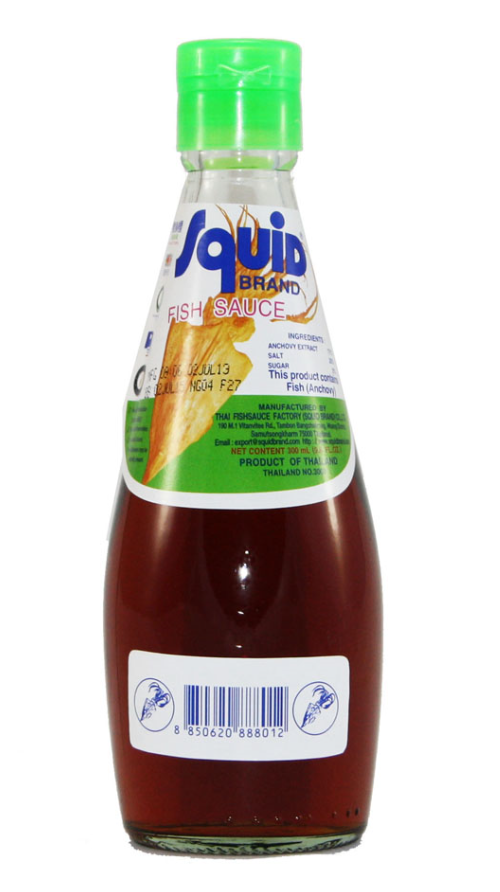 Squid Fish Sauce 12x300ml