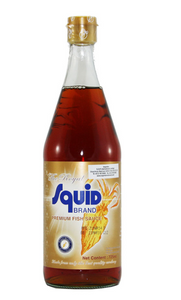 Royal Squid Fish Sauce 12x725ml