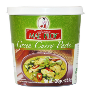 Mae Ploy Green Curry Paste 12x1kg