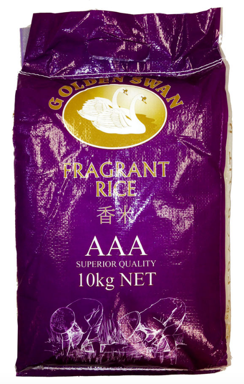 Golden Swan Cambodian Scented Rice 10kg