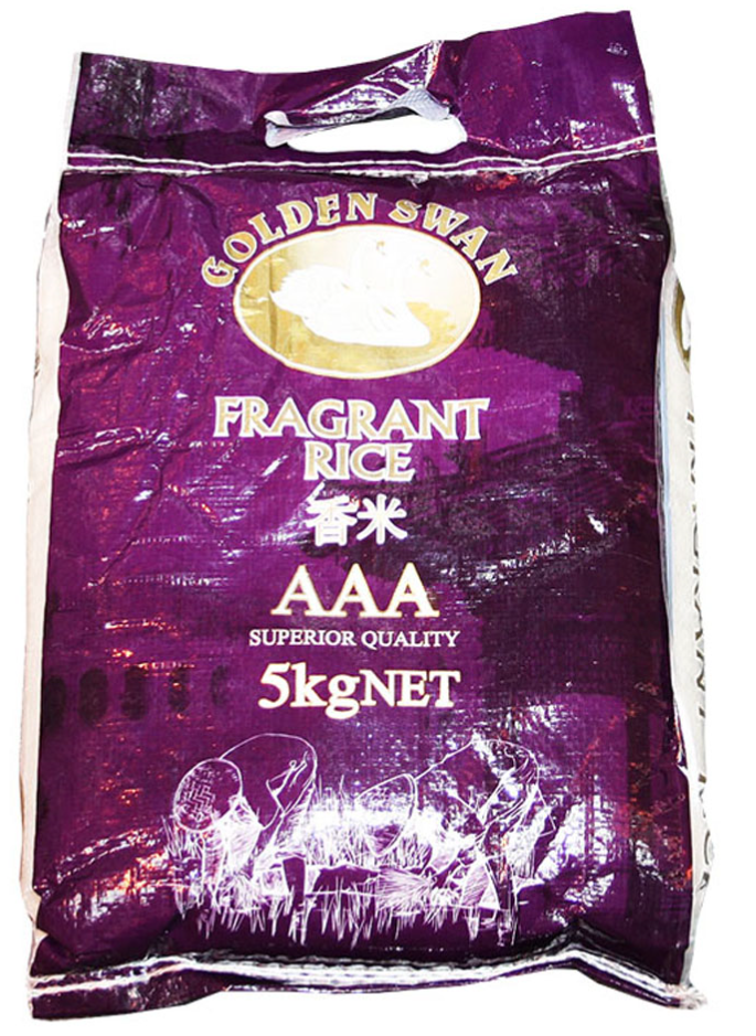 Golden Swan Cambodian Scented Rice 5kg
