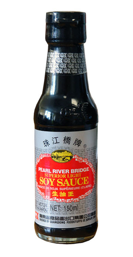 Pearl River Bridge Light Soy Sauce 12x150ml