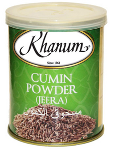 Khanum Ground Jeera (Cumin) 2x6x100g