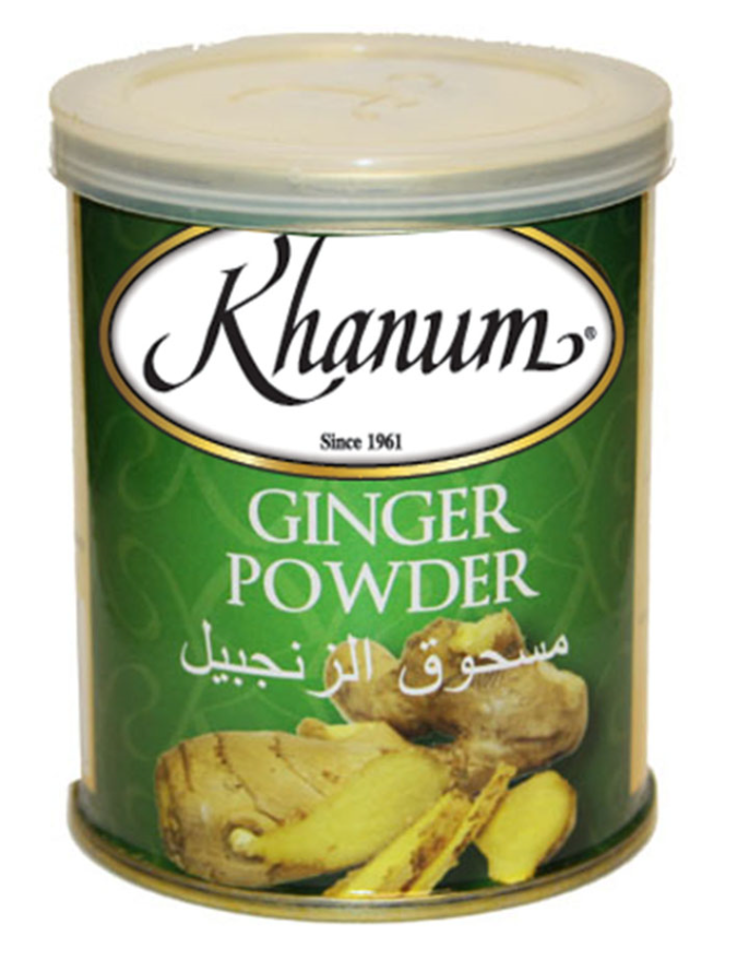 Khanum Ginger Powder 2x6x100g