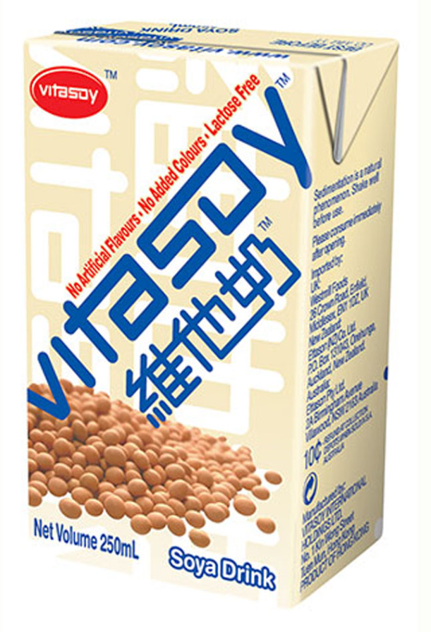 Vitasoy Regular 6x4x2x250ml