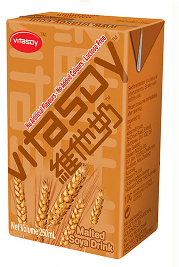 Vitasoy Malted 6x4x2x250ml
