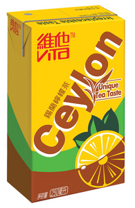 Vita Lemon Ceylon Tea 6x4x2x250ml