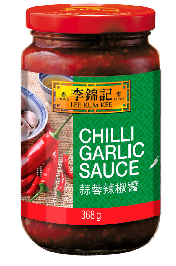 Lee Kum Kee Chilli Garlic Sauce 12x368g
