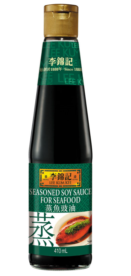 Lee Kum Kee Soy for Seafood 12x410ml