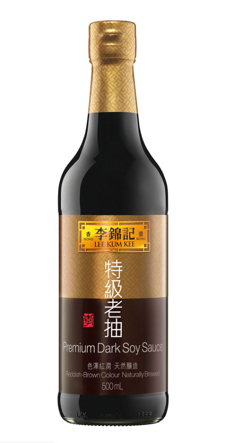 Lee Kum Kee Premium Dark Soy 12x500ml
