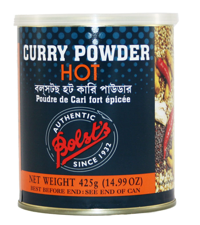 Bolst's Curry Powder Hot 6x425g