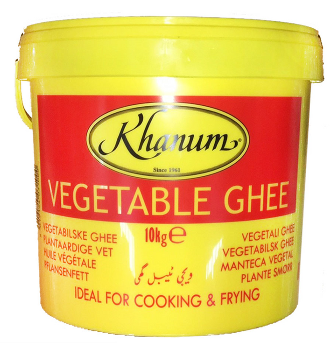 Khanum Vegetable Ghee 10kg