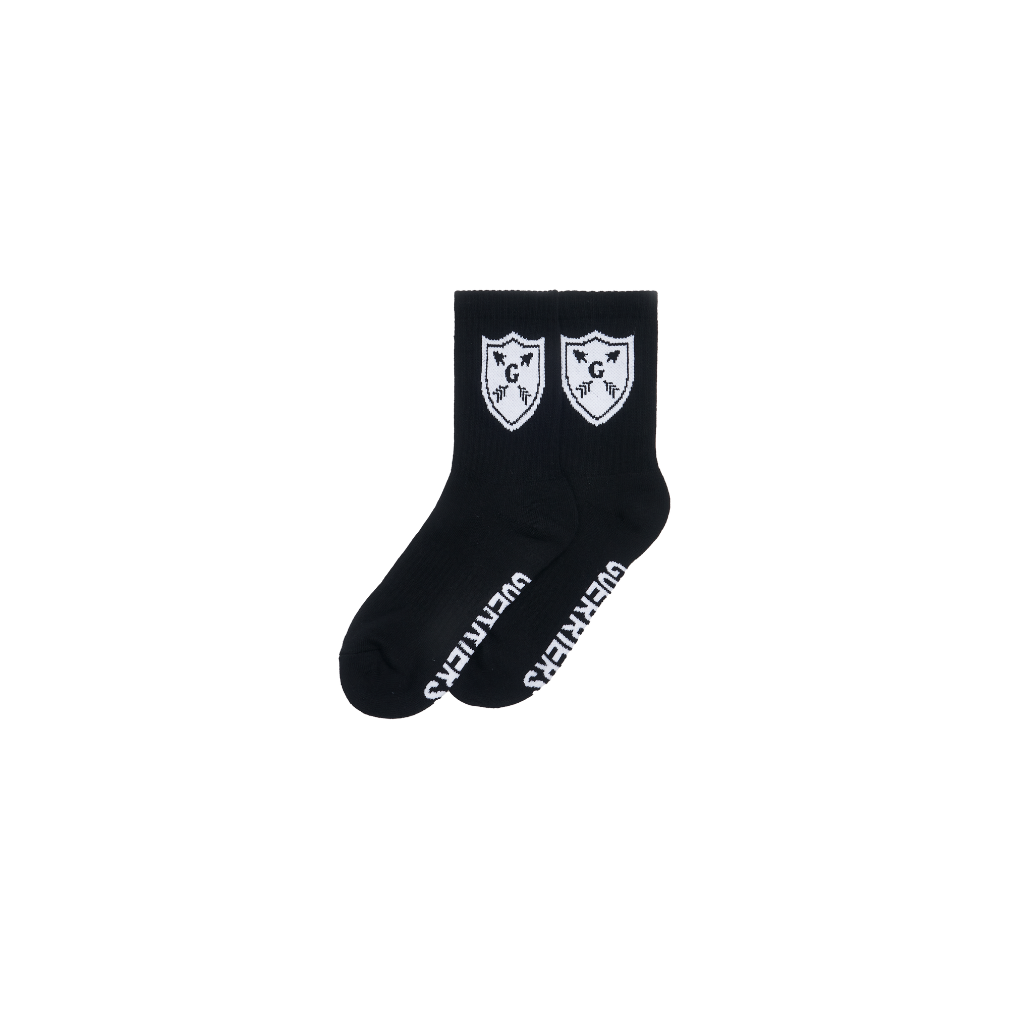 Warrior Socks Black | Guerriers