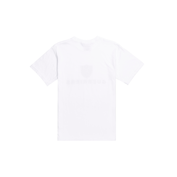 Warrior Tee Back White | Guerriers