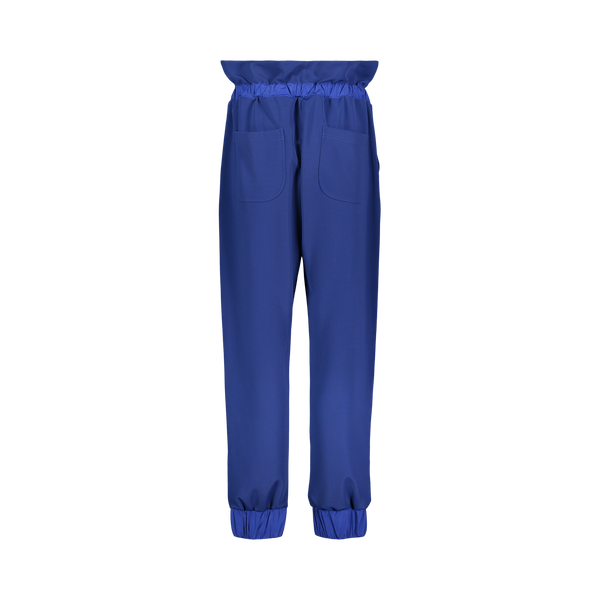 Misty High-Waist Pant Back Blue | Guerriers