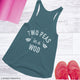 Two Peas in a WOD Women's Workout Tank Top