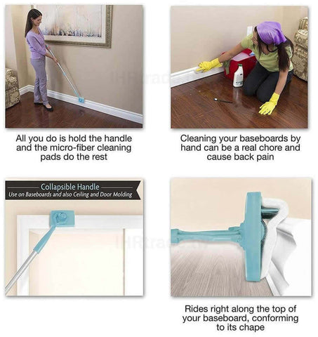 Ihrtrade,Household,duster-1-1,Baseboard Cleaning Hack,Baseboard Buddy Refills,Baseboard Buddy Uk,Baseboard Buddy Canada