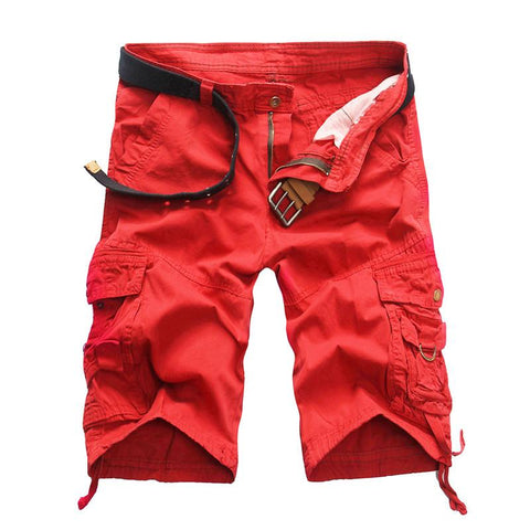 Ihrtrade Outdoor NCFS00102RC Mens Cotton Cargo Shorts For Sale