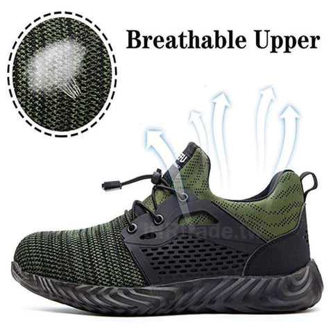 IHRtrade,work shoes,29134125-w-,Safety Work Shoes Womens,Best Safety Work Shoes,Breathable Lightweight Safety Work Shoes