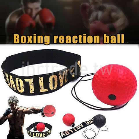 Ihrtrade,Health & Beauty,BR0001,Boxing Reflex Ball How To Use,Boxing Reaction Ball Benefits