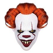 Halloween Hot Sale !!! 50% Off Today !!! Ihrtrade Pennywise Deluxe Edition Mask (23 Styles),Colored Contact Lenses
