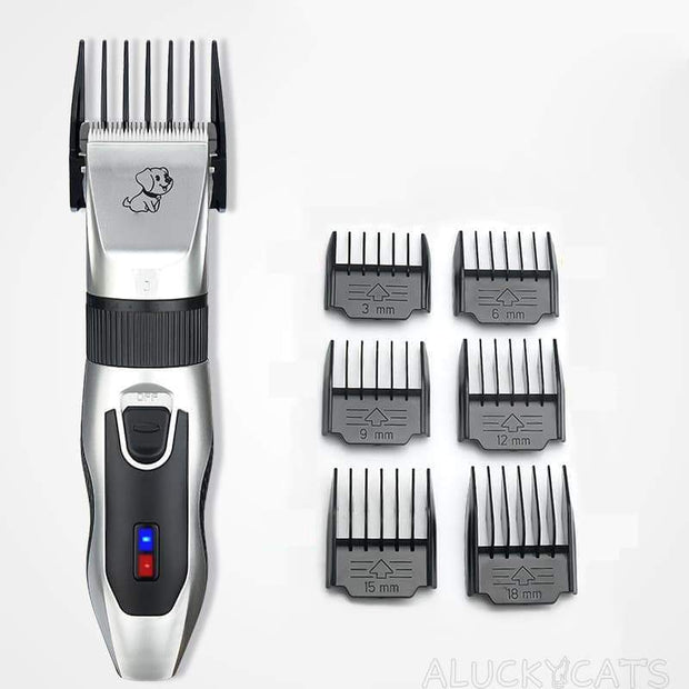 Ihrtrade LED Professional Pet Hair Clippers Set