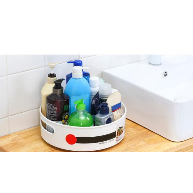 Ihrtrade Multi-Function 360 Degree Rotating Storage Container (3 Sizes)