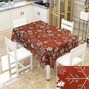 Ihrtrade Creative Christmas Tablecloth (3 styles)