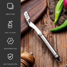Load image into Gallery viewer, Ihrtrade Stainless Steel Chili Corer Peppers Seed Remover