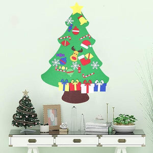 Ihrtrade DIY Felt Christmas Tree