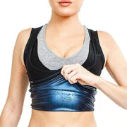 Ihrtrade Sauna Vest - Quickly Shape Your Body