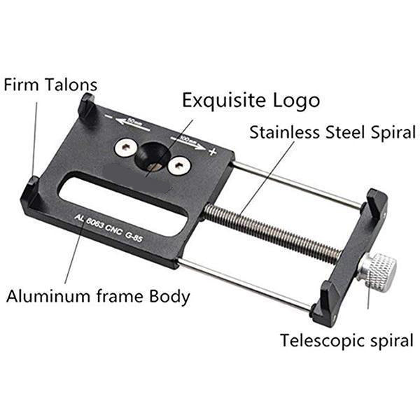 Ihrtrade Aluminum Alloy Mobile Phone Rack For Mountain Bike (4 colors)