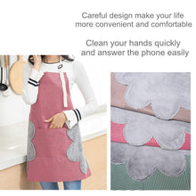 Load image into Gallery viewer, Ihrtrade Waterproof Adjustable Apron for Women Men (3 Colors)